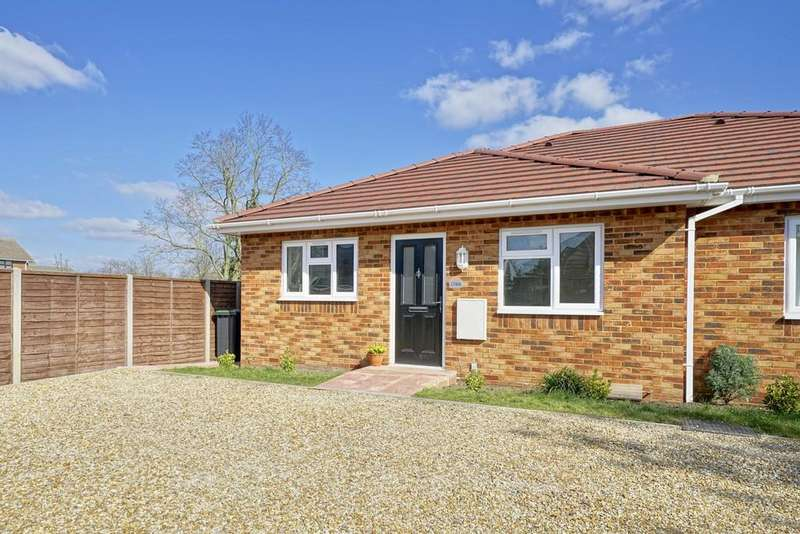 2 Bedrooms Detached Bungalow for rent in St. Neots Road, Sandy