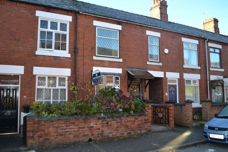 3 Bedrooms Terraced House for rent in Mellard Street, Audley