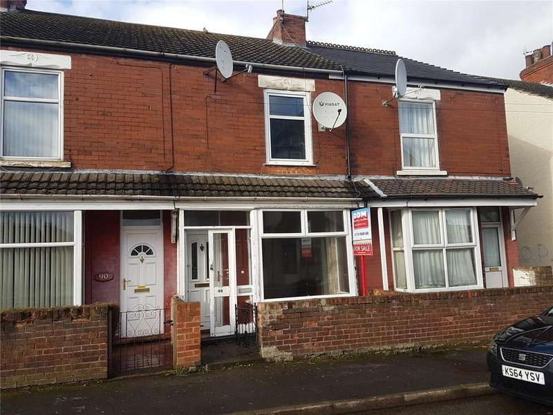 3 Bedrooms Terraced House for sale in Berkeley Street, Scunthorpe, North Lincolnshire, DN15