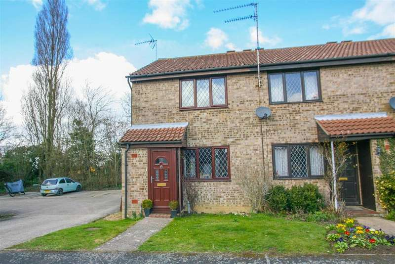 2 Bedrooms End Of Terrace House for sale in Cobbold Road, Woodbridge