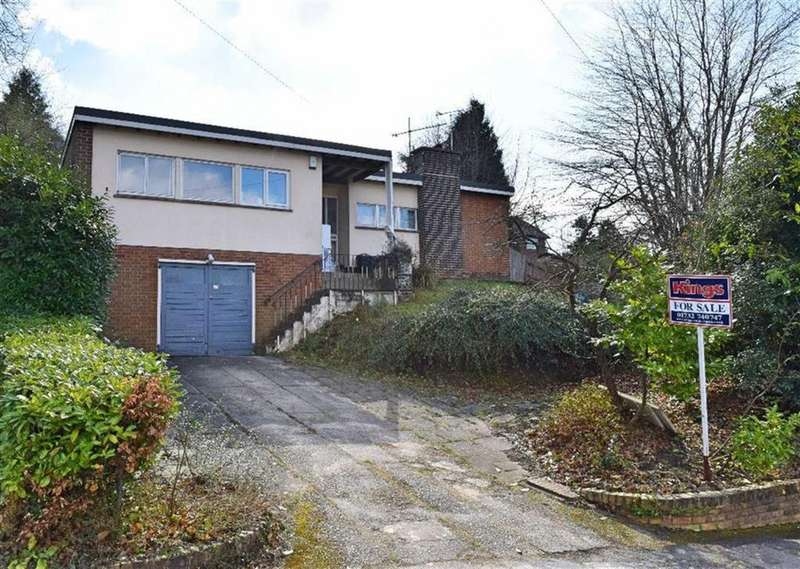 3 Bedrooms Detached Bungalow for sale in St Georges Road, Sevenoaks, TN13
