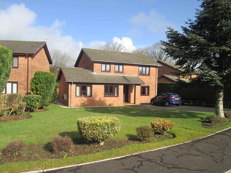 4 Bedrooms Detached House for sale in Clos Ty Mawr , Penllergaer, Swansea, City And County of Swansea.