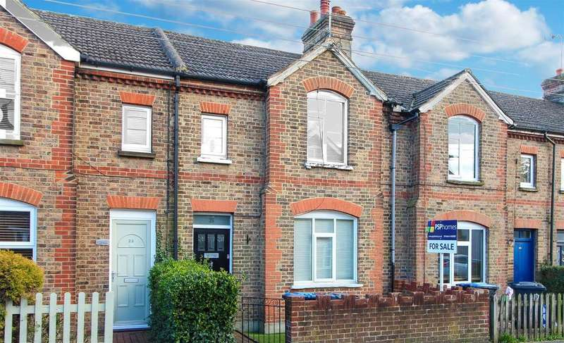 2 Bedrooms Terraced House for sale in Triangle Road, Haywards Heath