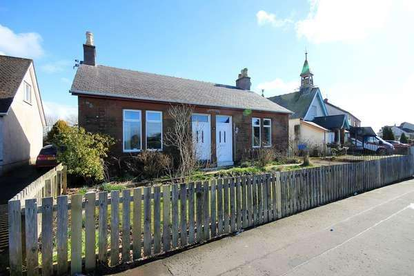 2 Bedrooms Detached Bungalow for sale in 50 Overtoun Road, Springside, Irvine, KA11 3BJ