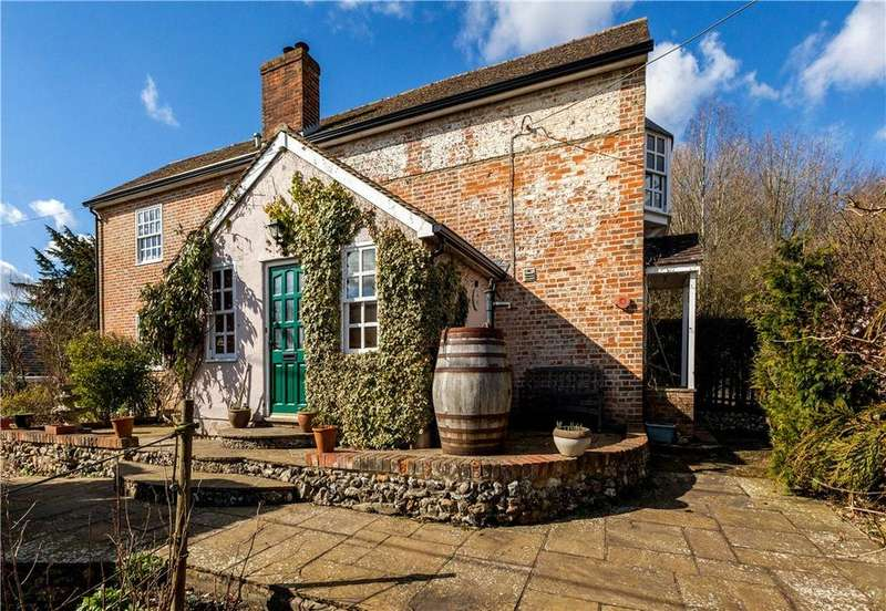 3 Bedrooms Detached House for sale in Newtown, Hungerford, Berkshire, RG17