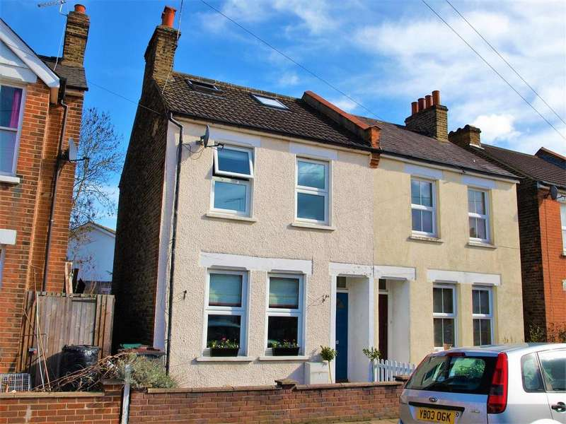 3 Bedrooms Terraced House for sale in Bromley Crescent, Shortlands, BR2