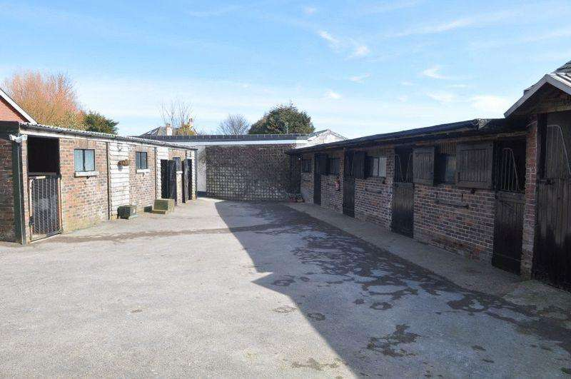 2 Bedrooms Plot Commercial for sale in Spital Road, Lewes, East Sussex