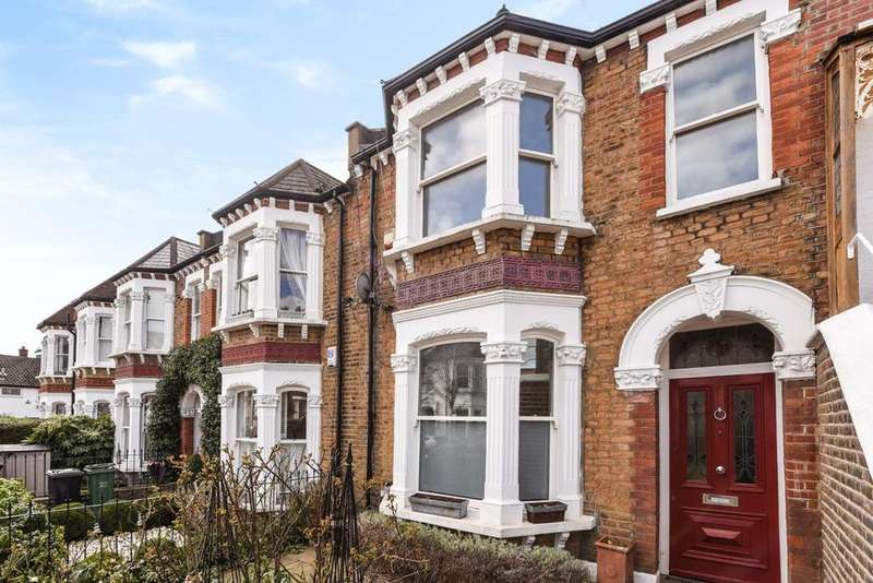 4 Bedrooms Terraced House for sale in Narcissus Road, West Hampstead