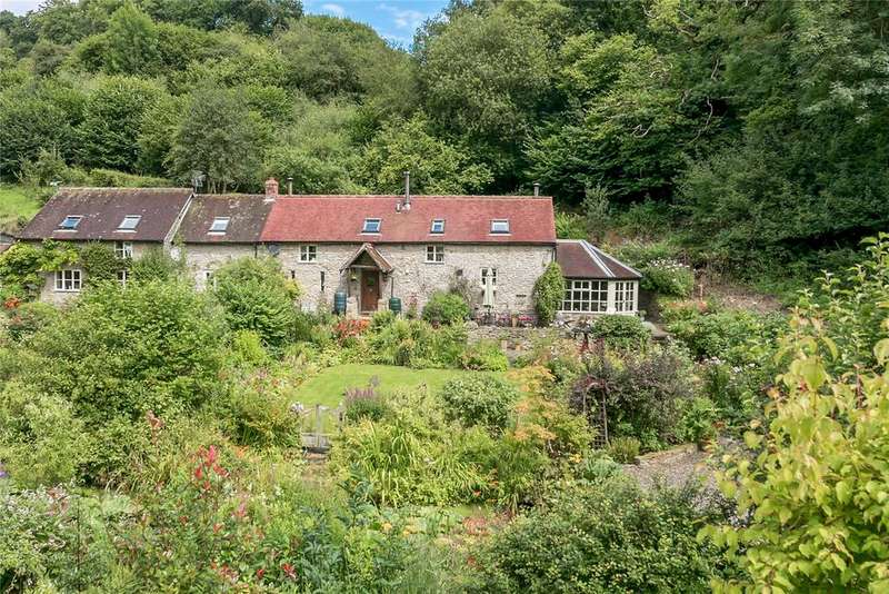 3 Bedrooms Barn Conversion Character Property for sale in Seifton Batch, Craven Arms, Shropshire