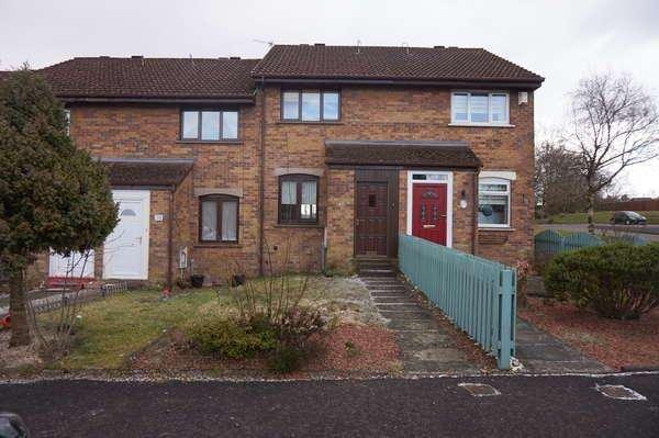 2 Bedrooms Terraced House for sale in 41 Lothian Way, East Kilbride, Glasgow, G74 3JD