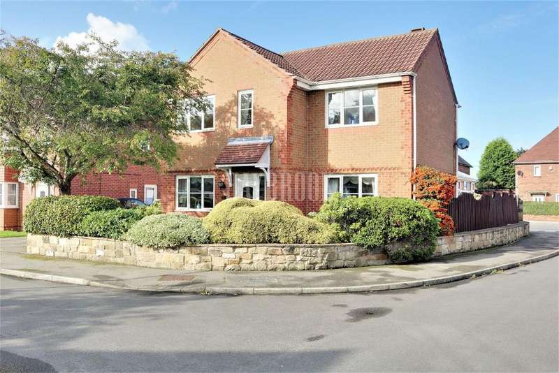 3 Bedrooms Detached House for sale in Beechfield Close, Bolton upon Dearne