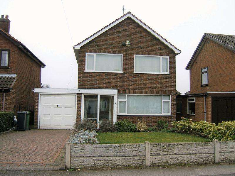 3 Bedrooms Detached House for sale in Field Lane, Pelsall, Walsall