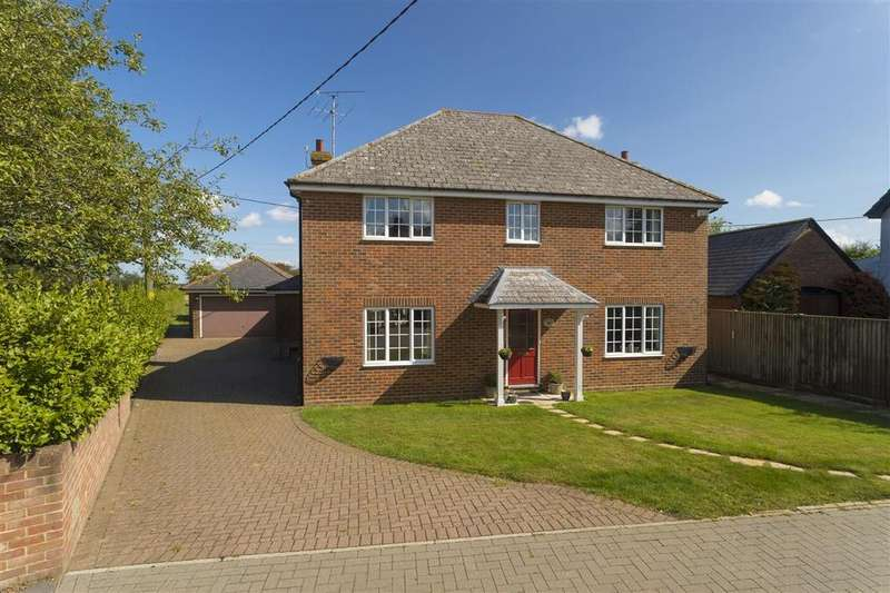 4 Bedrooms Detached House for sale in Beeches, Throwley Forstal