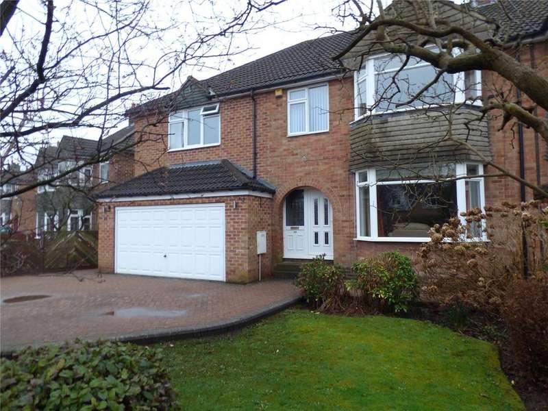 5 Bedrooms Semi Detached House for sale in Cornmill Lane, Liversedge, WF15