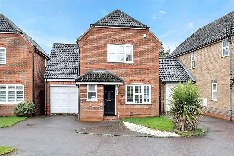 4 Bedrooms House for sale in Ridgefield, Watford, Herts, WD17