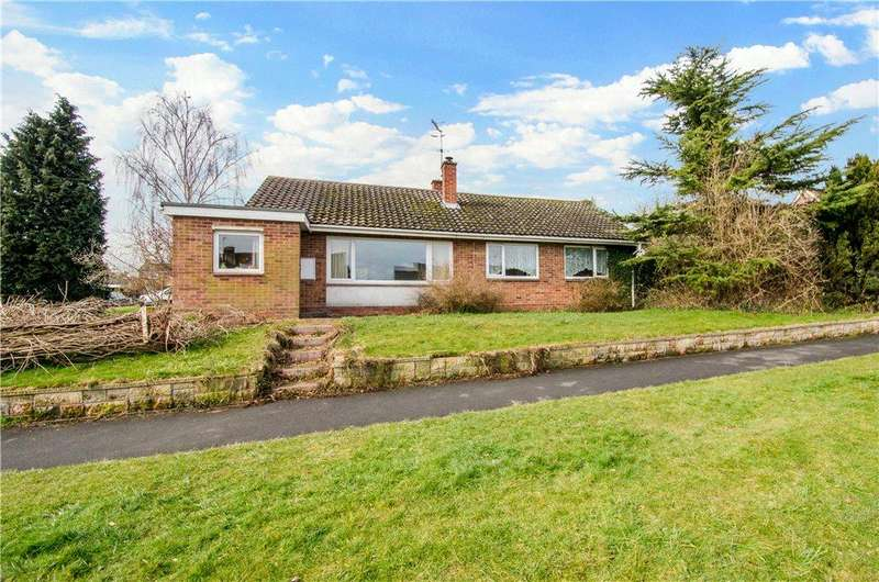 2 Bedrooms Detached Bungalow for sale in Pepper Street, Inkberrow, Worcester, Worcestershire, WR7