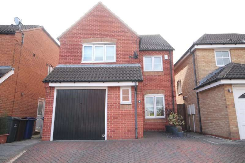 3 Bedrooms Detached House for sale in Stockwell Green, Monk Bretton, Barnsley, S71