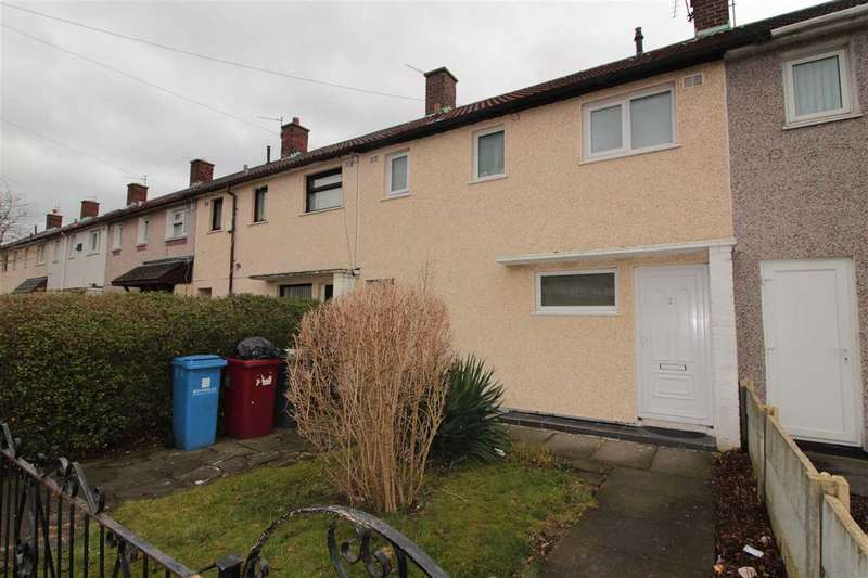 3 Bedrooms Terraced House for sale in Lindby Close, Kirkby