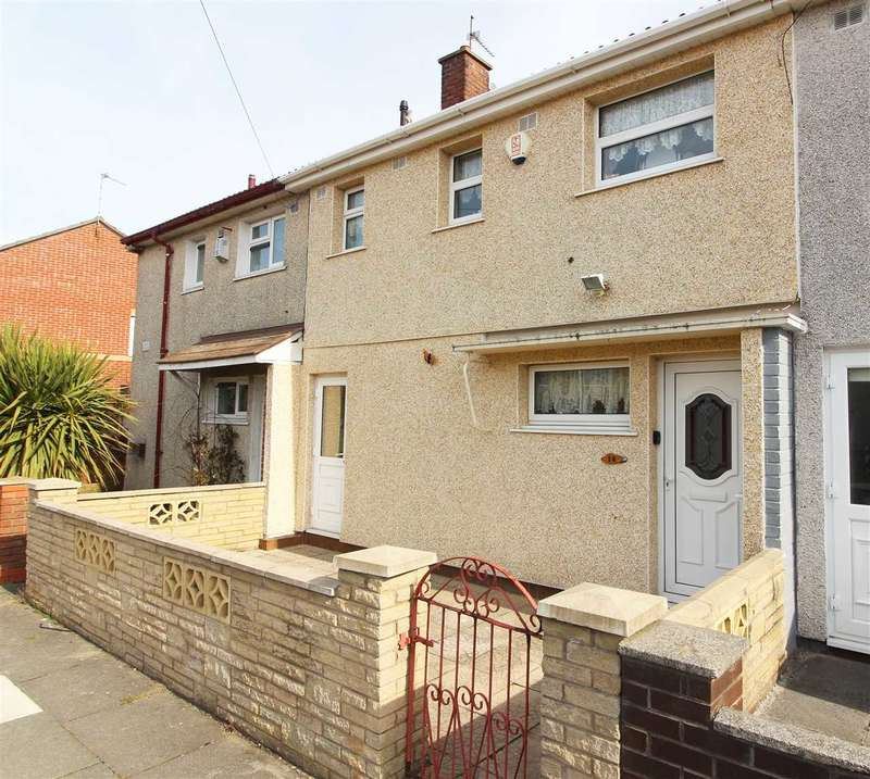 3 Bedrooms Terraced House for sale in Stourton Road, Kirkby