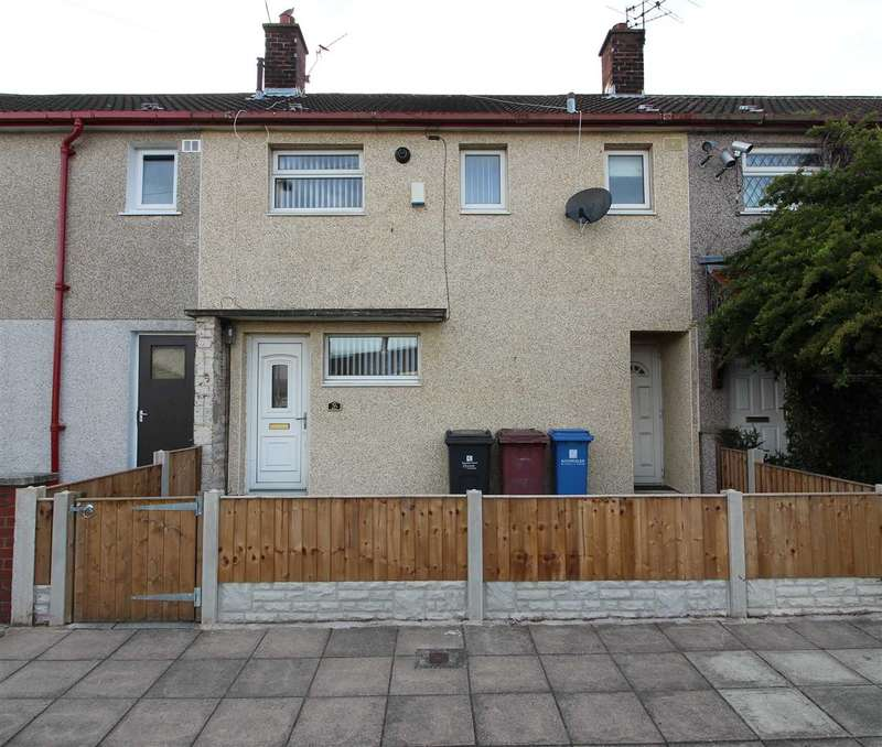 3 Bedrooms Terraced House for sale in Stratton Road, Kirkby