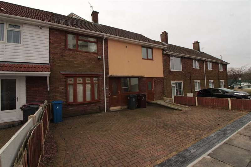 4 Bedrooms Semi Detached House for sale in Roughwood Drive, Kirkby