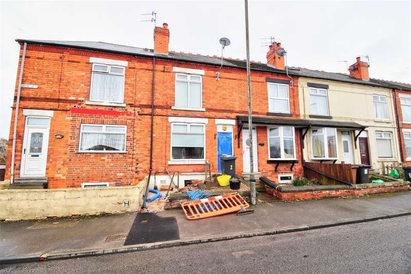 4 Bedrooms Terraced House for sale in Albert Villas, Ilkeston