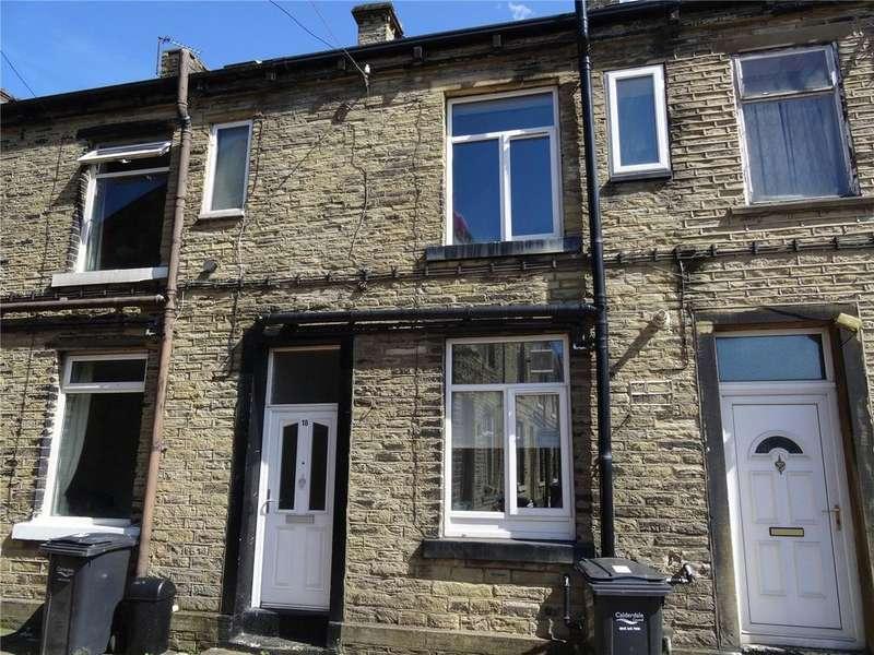 1 Bedroom Terraced House for sale in Blackburn Buildings, Brighouse, HD6