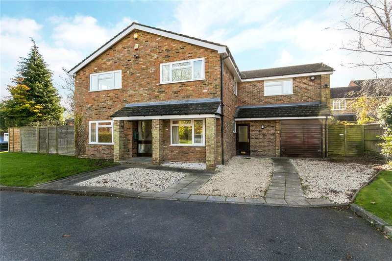 5 Bedrooms Detached House for sale in Chequers Lane, Prestwood, Great Missenden, Buckinghamshire, HP16