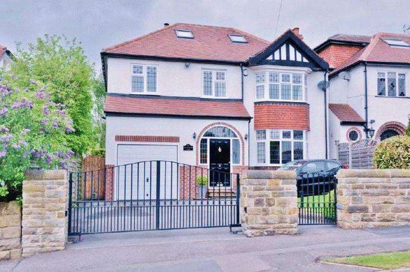 4 Bedrooms Detached House for rent in Broad Elms Lane, Ecclesall - Stunning Private Detached