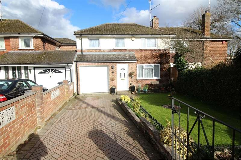 3 Bedrooms Semi Detached House for sale in Burghfield Road, READING, Berkshire