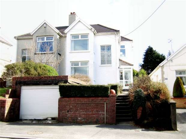 3 Bedrooms Semi Detached House for sale in Swiss Valley, Llanelli, Carmarthenshire