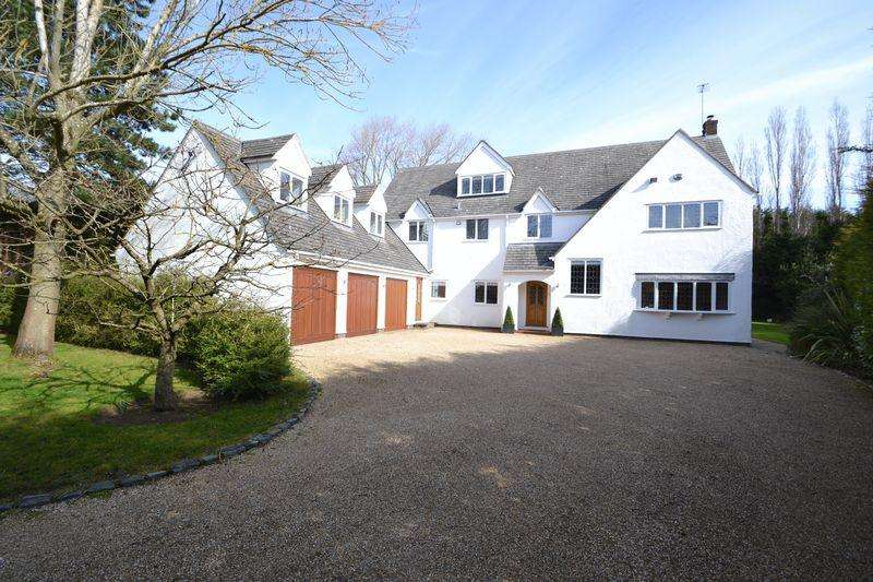 5 Bedrooms Detached House for sale in Caldy Chase Drive, Caldy