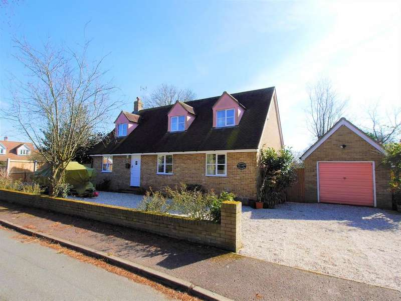4 Bedrooms Detached House for sale in Rosegate Cottage, Rose Acre, Holton St Mary, Colchester, Essex, COR 6NR