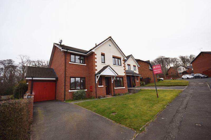 5 Bedrooms Detached Villa House for sale in 78 Stobhill Crescent,Ayr, KA7 3LU