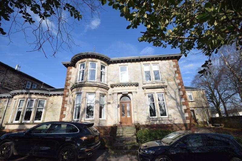 2 Bedrooms Flat for sale in 56A London Road,Kilmarnock, KA3 7AJ