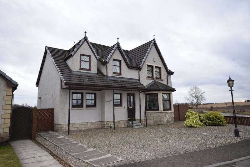 5 Bedrooms Detached House for rent in Perth Road, Bankfoot , Perthshire, PH1 4AF