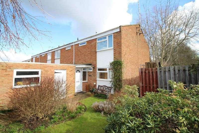 3 Bedrooms End Of Terrace House for sale in Millwards, Hatfield, AL10