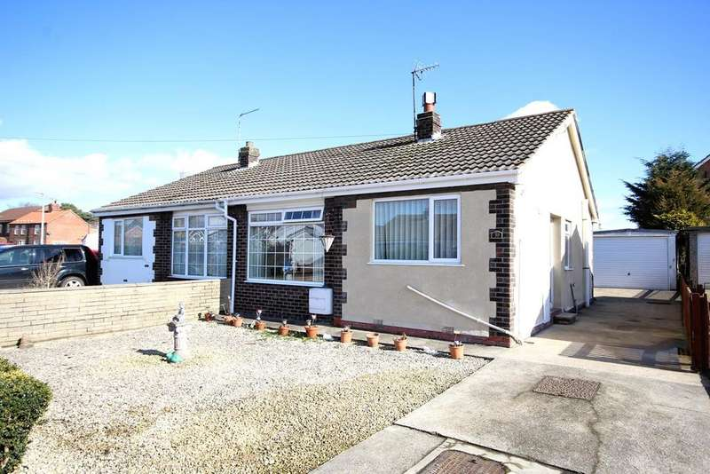 2 Bedrooms Semi Detached Bungalow for sale in South Parade, Leven, Beverley, HU17