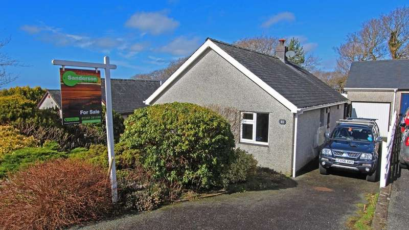 2 Bedrooms Bungalow for sale in Glan Ysgethin, Talybont, LL43