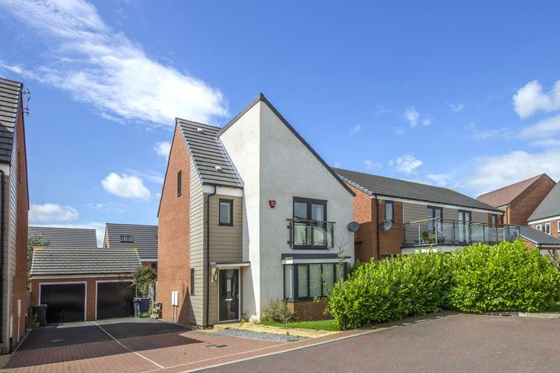4 Bedrooms House for sale in Bowden Close, Great Park, Newcastle Upon Tyne