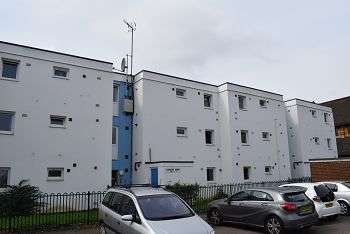1 Bedroom Flat for rent in Lapstone House, Byfield Road, Northampton, NN5 5HF