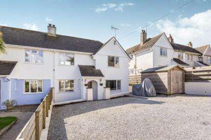 3 Bedrooms Semi Detached House for sale in Passage Hill, Mylor, Falmouth