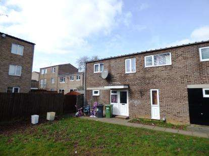 3 Bedrooms Semi Detached House for sale in Brookfurlong, Ravensthorpe, Peterborough, Cambridgeshire