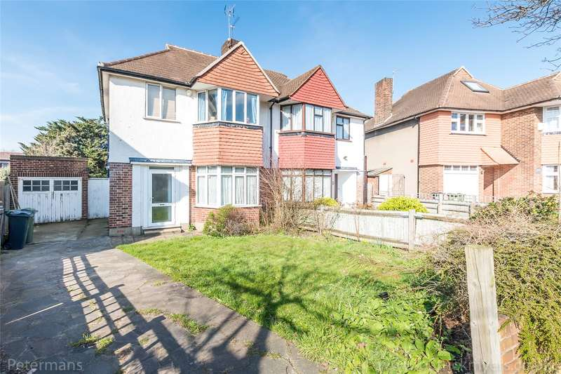 3 Bedrooms Semi Detached House for sale in Acland Crescent, London, SE5
