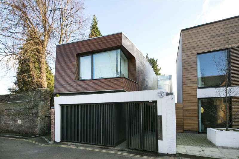 3 Bedrooms Detached House for sale in Aberdeen Lane, Highbury, N5