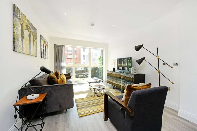2 Bedrooms Flat for sale in Abode, 139-141 Mare Street, E8