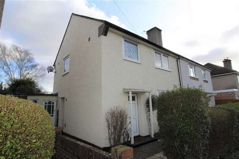 3 Bedrooms Semi Detached House for sale in Moreton Way, Slough, Berkshire