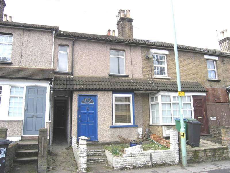 2 Bedrooms Terraced House for sale in Pinner Road, Oxhey