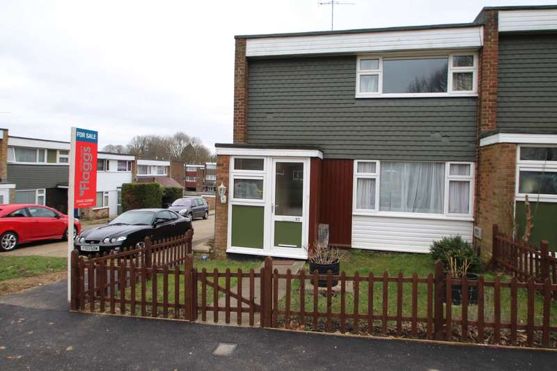 2 Bedrooms End Of Terrace House for sale in TWO DOUBLE BED END OF TERRACE FAMILY HOME