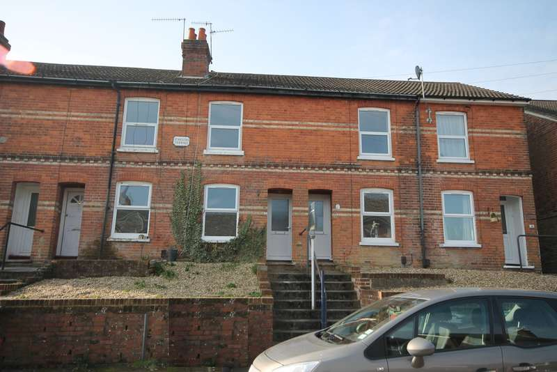 2 Bedrooms Terraced House for sale in Baltic Road, Tonbridge